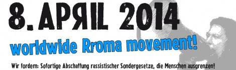 Internationaler Tag der Roma